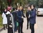 新春慰问医务工作者 ——区委常委陈泽清来院慰问一线工作者