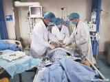 ICU成功开展我院首例床旁经皮穿刺气管切开造口术
